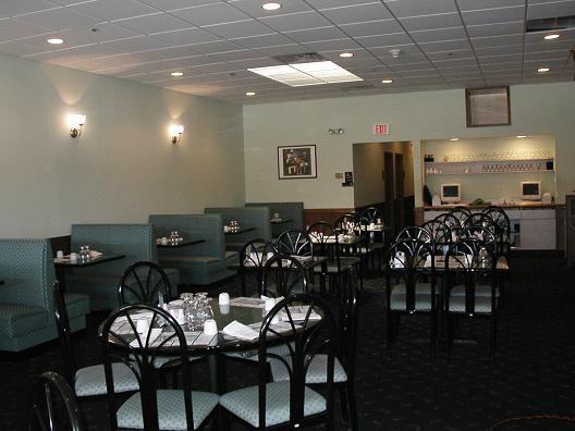 Ambiance Plus !! Great Asian Cuisine with Great Atmosphere