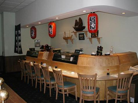 Best Sushi Bar in Nashoba Valley